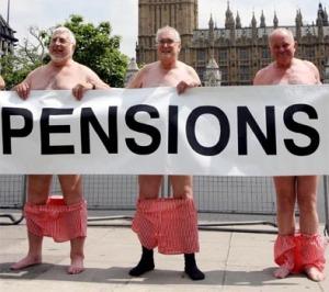 Resultado de imagen para estados unidos pensiones